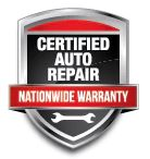 Certified Auto Repair Logo